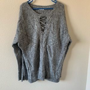 !!NEW!! LIKE NEW maurices Oversized Tunic Sweater